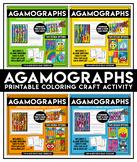 {FLASH DEAL} Printable Seasons Agamograph Paper Craft Bundle ($12.00 Value)
