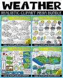 Realistic Weather & Water Cycle Mega Bundle {Zip-A-Dee-Doo-Dah Designs}