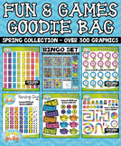 Spring Fun & Games Goodie Bag Bundle {Zip-A-Dee-Doo-Dah Designs}