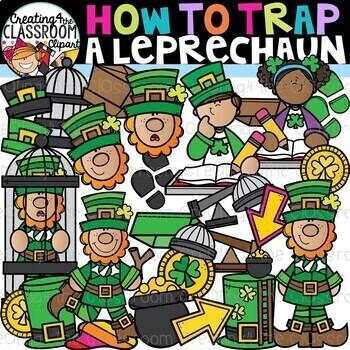 St. Patrick's Day Clipart Bundle