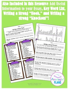 Step-by-Step Persuasive Writing Guide - Growing Resource