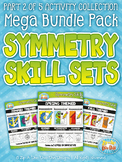 Symmetry Skill Activity Mega Bundle Part 2 {Zip-A-Dee-Doo-Dah Designs}