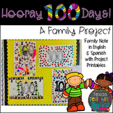 100th Day of School (A Family Project)