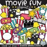 {FLASH FREEBIE #4} Movie Fun Clipart