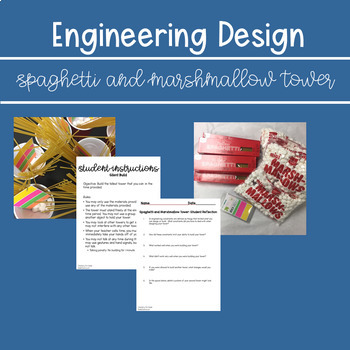 Engineering Design: Spaghetti and Marshmallow Tower Challenge