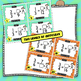 {HALF PRICE} Equivalent Fractions Fun Coded Task Cards