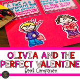 Valentine's Day Fact and Opinion Activities for Olivia and the Perfect Valentine