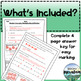 Multiplication & Division Test/Quiz/Assessment