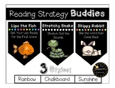 Reading Buddies -- Animal Strategy Banner
