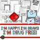 Red Ribbon Week 2018: Life is Your Journey. Travel Drug Free. Bundle