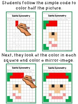 Symmetry Pictures ~ Christmas