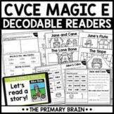 CVCE Digital Guided Reading Boom Cards & Google Slides GROWING BUNDLE