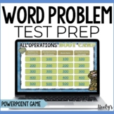 All Operations Test Prep PowerPoint Game