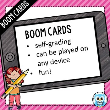 Author's Purpose Digital Task Cards - Boom Cards