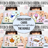 Compter les syllabes - French Boom Cards - the BUNDLE