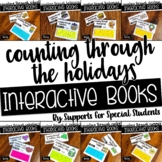 *FLASH SALE* Counting Through The Holidays - Interactive Books Bundle