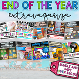 Last Week of School Extravaganza Bundle of Activities❤️⭐
