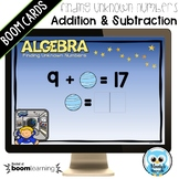 Finding Unknown Numbers: Addition & Subtraction Task Cards