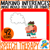 What would you say or think? Expresive Language Speech The