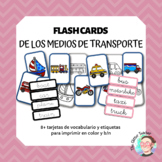 [FLASH CARDS] Means of transport