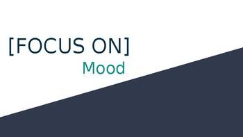 [FOCUS ON] Mood