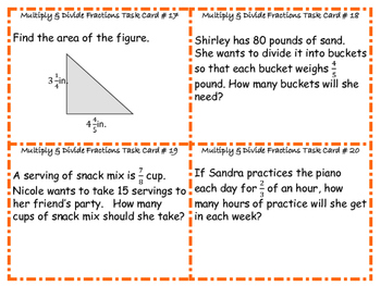 6th grade math word problems common core