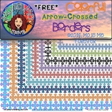 Borders - Arrow Crossed {Free}