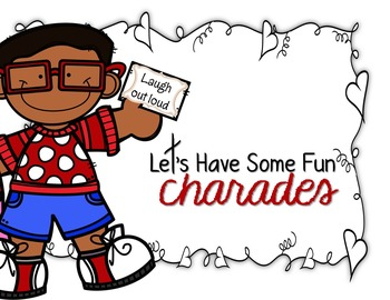 (FREE) Charades: Let's Have Some Fun!