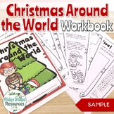 **FREE** Christmas Around the World Student Workbook - Australia