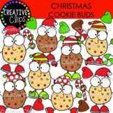 {FREE} Christmas Cookie Buds (Christmas Clipart)