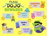 *FREE* Class Dojo Rewards Chart