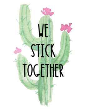 Image result for cactus classroom