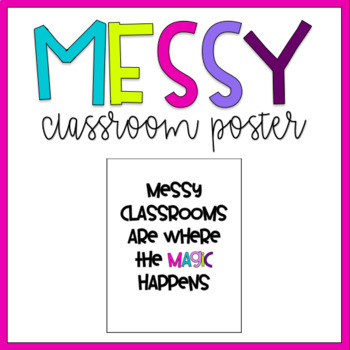 {FREE} Classroom Poster