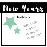 *FREE* New Years Worksheet