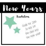*FREE* New Years Worksheet