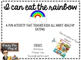 *FREE* 'Eat The Rainbow' Healthy Eating Activity