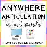 Anywhere Articulation Interactive PDF (Initial Sounds) - D