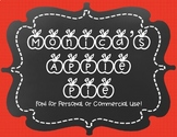 {FREE} Font - Monica's Apple Pie