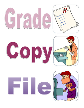 *FREE* Grade, File, Copy & Supply Labels for Sterlite Drawers