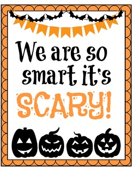 {FREE} Halloween Banners and Sign Bundle