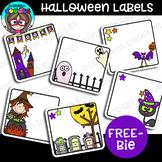 {FREE} Halloween Fun Labels