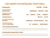 *FREE* I Can Explain My Hearing Loss. Here's How...