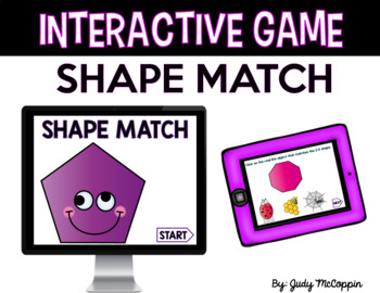 *FREE* Interactive Shape Game