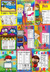 (FREE)Kindy and year 1 literacy 2016 catalogue and free sample pages
