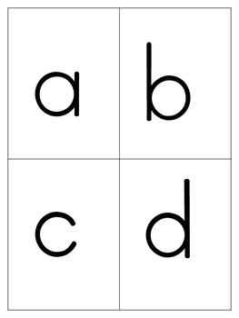 *FREE*  Letter-Sound Cards