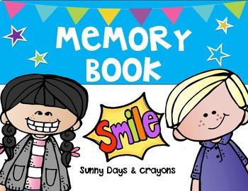 FUN MEMORY BOOK