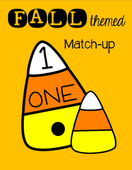 FREE Number match-up