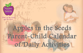 *FREE* Parent-Child Calendar of Daily Activities February 2017