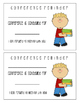{FREE} Parent-Reminders