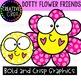 Dotty Flower Friends {Flower Clipart}